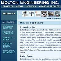 Bolton Engineering - web