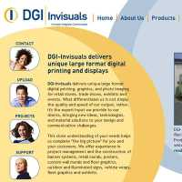 dgi-invisuals.com - web, web application, CMS