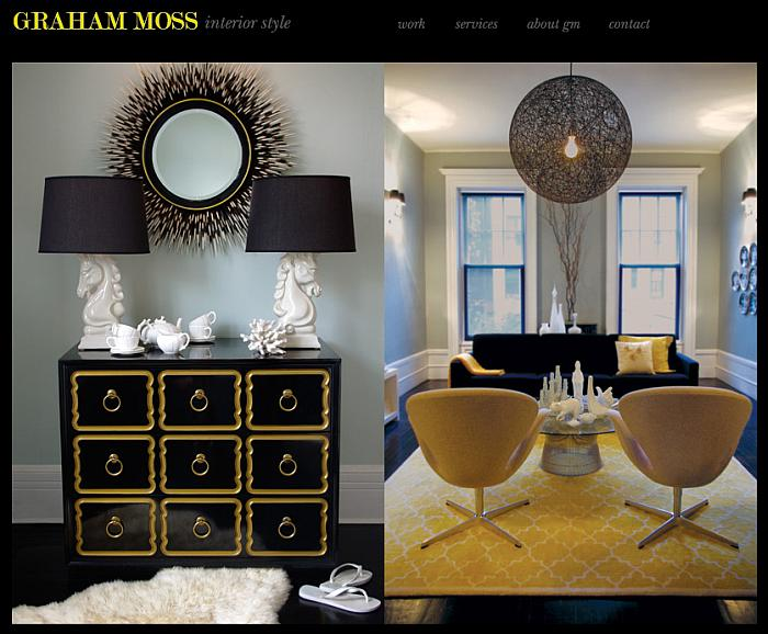 grahammoss.com - web, web application, designer, CMS