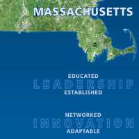 Massachusetts... It's All Here - print, brochure, trifold brochure, marketing