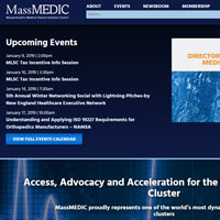 massmedic.com - web, non-profit, wordpress, web application, plugin
