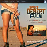 sweetdesertpalm.com - web, wordpress, film