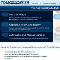 Tomorrowish - web